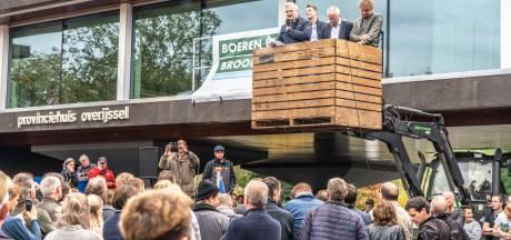 Zwolle zwicht nadat boeren beloven 'weer mee te doen'