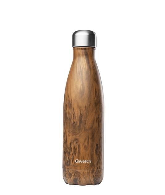 Une gourde de la marque Qwetch pour les papas qui font attention à l'environnement. Prix: 29,90 euros.