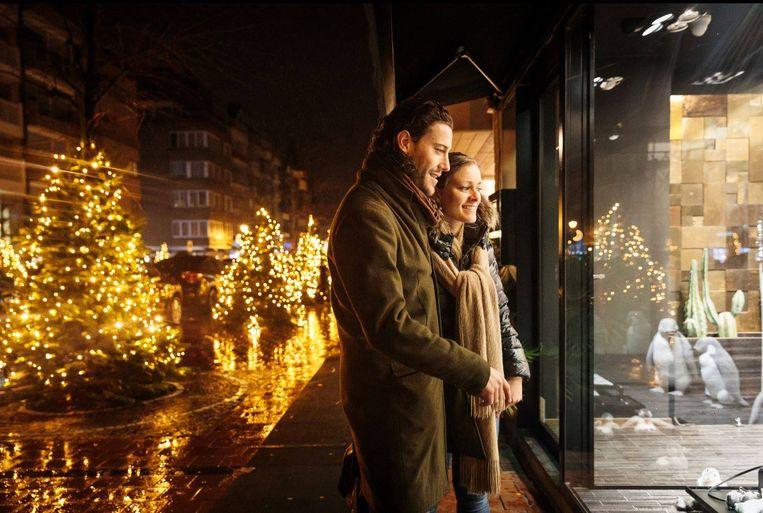 Shoppers in de Dumortierlaan kunnen tot 21 uur winkelen