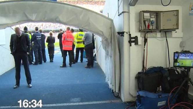 Duitse coach durfde niet te kijken hoe Wigan stuntte in Manchester