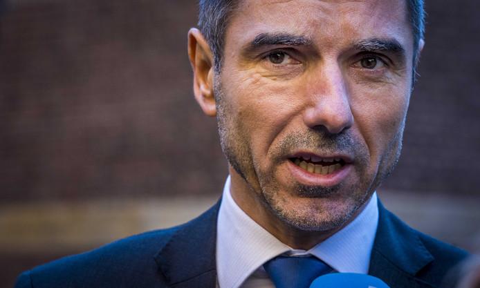 Staatssecretaris Paul Blokhuis heeft preventie in zijn portefeuille