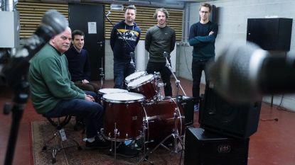 """Petitie van muzikanten valt niet in dovemansoren: """"Repetitielokalen in muziekcentrum Track vernieuwd"""""""