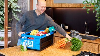 Primeur in Halle: Collect&Go levert boodschappen aan huis via burenbezorgers
