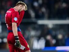 Roda-doelman Jurjus uit Lichtenvoorde: 'Uitgerekend twee vrienden die scoren'