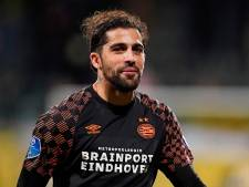 Ricardo Rodríguez is rustpunt én aanjager bij PSV: 'Het bevalt me heel goed'