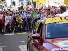 Peloton begint coronavrij aan 16de etappe