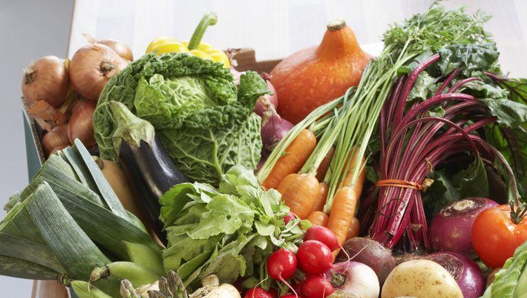 De consumptie van veel groenten en fruit wordt in verband gebracht met een lagere kans op coronaire hartziekten, beroertes, diabetes en bepaalde vormen van kanker. Beeld thinkstock