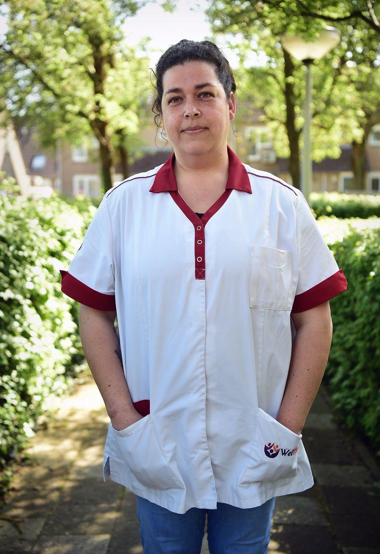 Wendy Latuny Beeld Marcel van den Bergh / de Volkskrant