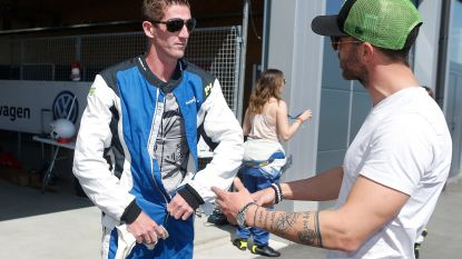 VIDEO: Jurgen VDB maakt droom waar en gaat racen met Anthony Kumpen
