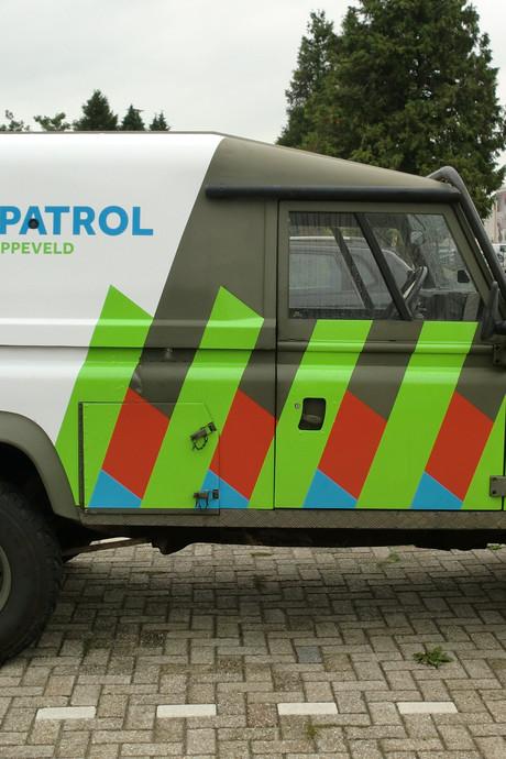 Parkrangers moeten gespuis afschrikken in Roosendaal