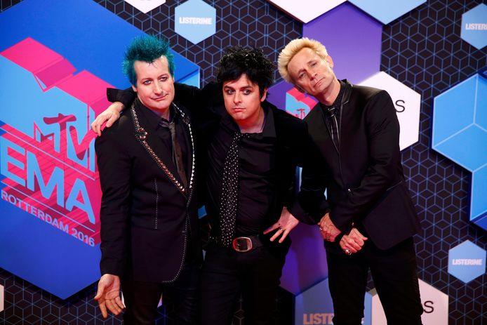 Rockband Green Day.