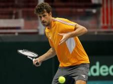 Tennissers treffen Tsjechië in Davis Cup