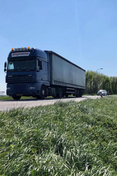 'We kunnen Kruiningen niet opzadelen met het vrachtverkeer van Yerseke'
