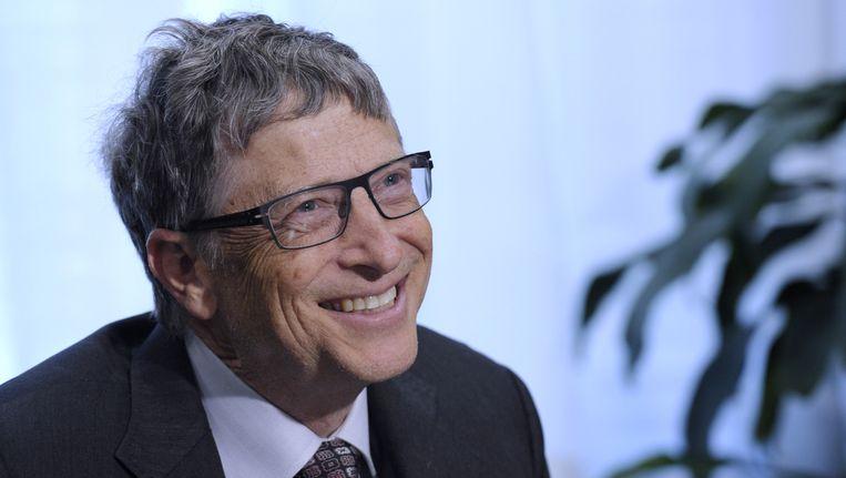 Bill Gates werd het voorbije jaar volgens Bloomberg 9,1 miljard dollar rijker.