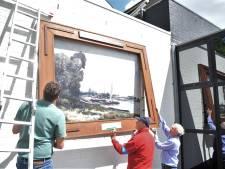 Oude Renkumse meesters worden tentoongesteld in de buitenlucht