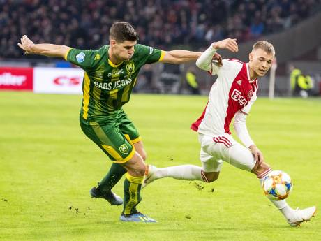 Ajax roept Krikke op matje om verbieden van Ajax-supporters in Den Haag