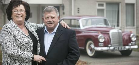 Gouden huwelijk voor FC Den Bosch-fans Theo en Carin