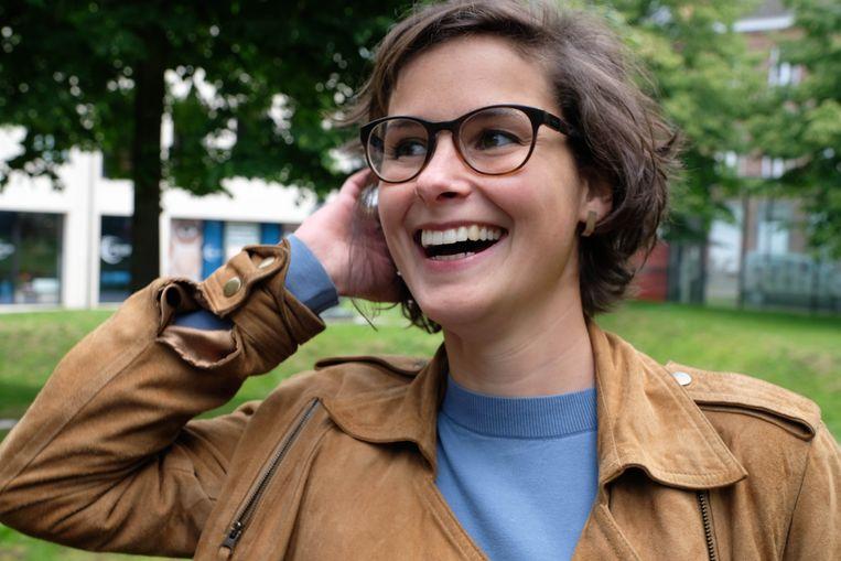 MECHELEN - Elise Steyaert van Klimaan