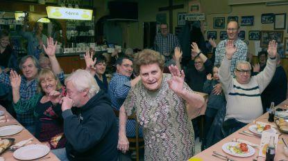 Spaarkas 'De Biekorf' viert 60ste verjaardag in café De Nachtegaal