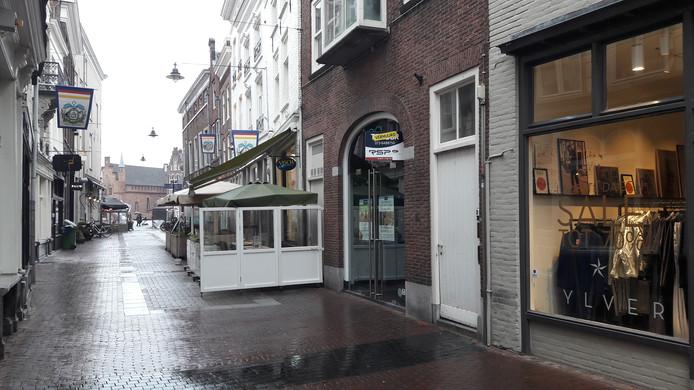 De Zuivelhoeve opent binnenkort in de Kolperstraat