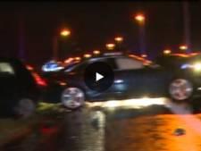 Un double accident sur le Ring de Charleroi, plusieurs voitures impliquées