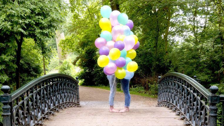 De liefde vieren in Amsterdam is zo moeilijk niet. Beeld Shutterstock