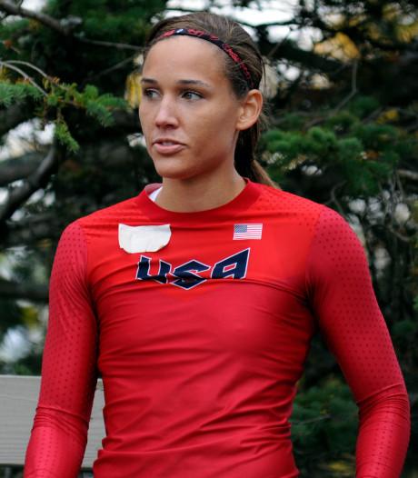Olympisch atlete (37) heeft spijt dat ze opbiechtte dat ze nog maagd is: 'Het heeft al m'n dates verpest'