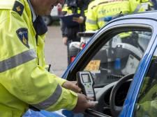 Beginnend bestuurder (19) uit Kaatsheuvel drinkt te veel en wordt aangehouden in Tilburg