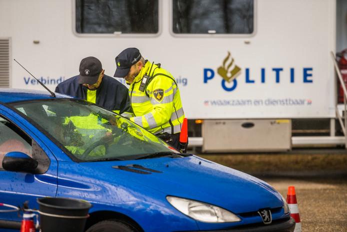 Politie past nieuwe tactiek toe tegen hardrijders Den Bosch