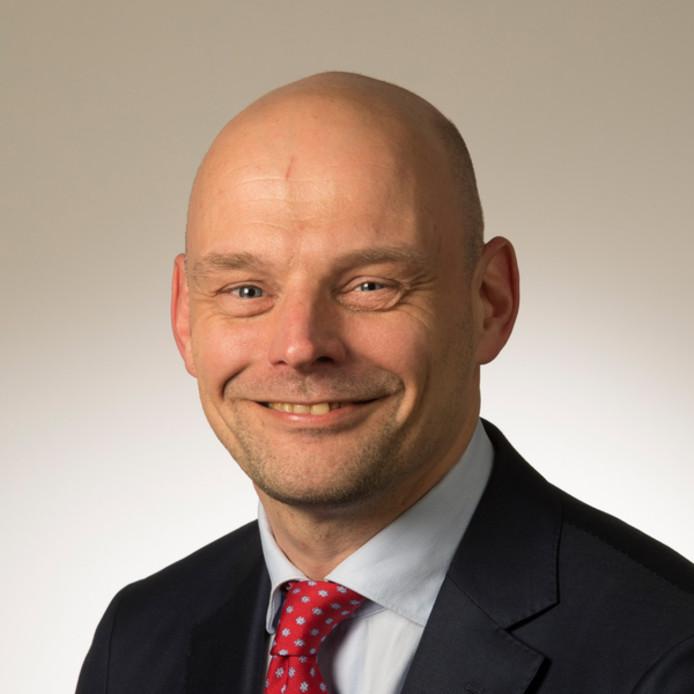 Gerrie Elfrink, ex-wethouder, nu gemeenteraadslid SP in Arnhem.