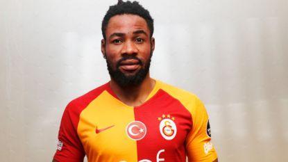 Drie dagen voor Clasico speelt Standard rots in de branding Luyindama op huurbasis kwijt aan Galatasaray