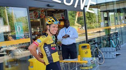 """Wout van Aert rijdt graveltocht van 320 kilometer: """"Ik miste uitdagingen, dit was een goede vervanger"""""""