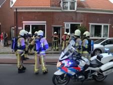 Bewoner opgepakt na woningbrand in Losser