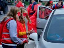 'Superhelden' maken het oversteken veiliger in Dordrecht