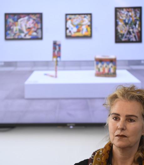 Catherine De Zegher definitief geen museumdirecteur meer