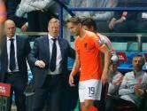 Koeman ziet opnieuw sterker Oranje na de rust