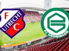Utrecht en Groningen hebben aan puntje genoeg om aan doelstellingen te voldoen