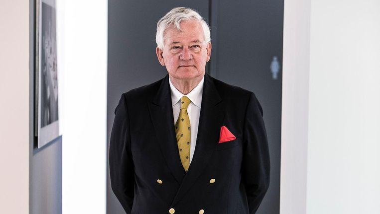 Akzo's president-commissaris Antony Burgmans. Beeld Hollandse Hoogte / Amaury Miller