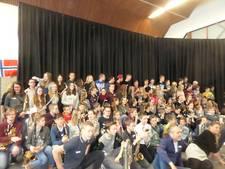 Jeugdmuziekdag Altena in teken van muzikale rondreis door Europa