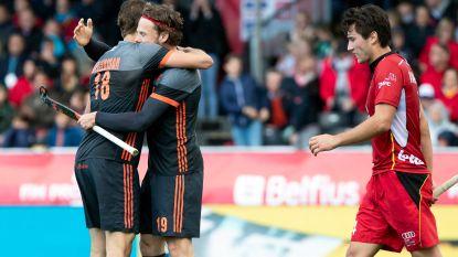 Efficiënt Oranje zadelt Red Lions met eerste nederlaag in de Pro League op