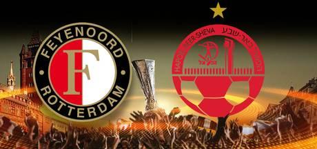 LIVE | Feyenoord met nieuwkomer Ié in heenduel play-offs Europa League