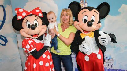 IN BEELD. Mickey en Minnie toveren glimlach op gezichtjes van zieke kinderen