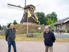 Stichting Ommer Molens in verzet tegen bouwplan