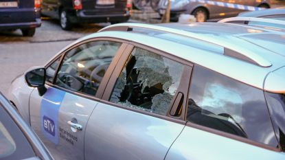 Persoon in shock afgevoerd na schietpartij op straat in Sint-Gillis