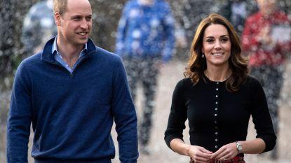 William en Kate verslaan Harry en Meghan (op Instagram)