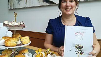 Thee-experte presenteert eerste boek 'But first, tea'