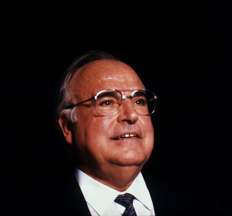 Helmut Kohl. Beeld ANP Kippa
