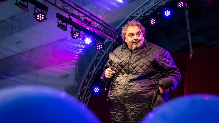 Peter Beense: 'Als ik in het publiek kijk, zie ik overal oude bekenden. Ons kent ons Beeld Dingena Mol