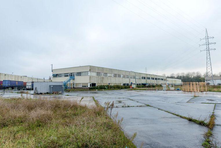 De Philips-site waar de groothandel zou komen.