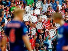 Sta er niet van te kijken als PSV een leeg Philips Stadion toch grotendeels verkoopt
